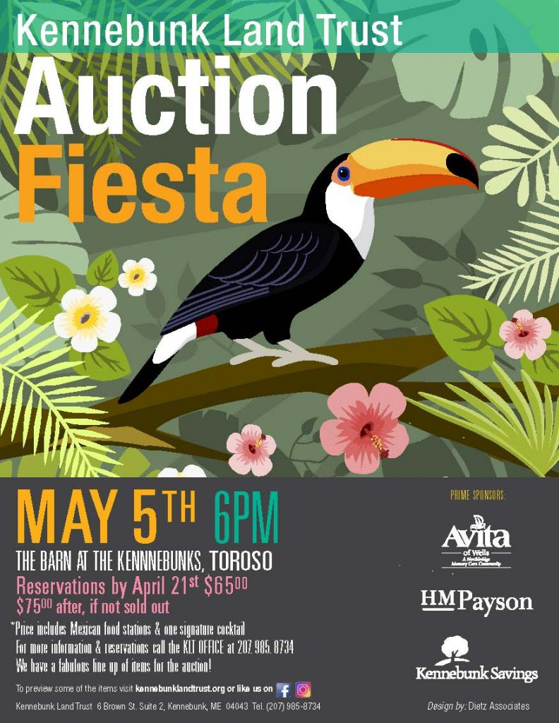 Auction Fiesta- Last Day to Reserve Tickets