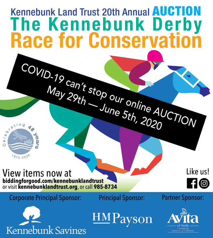 new online auction poster final